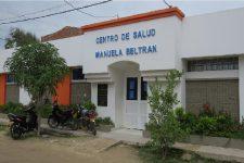 CENTRO DE SALUD MANUELA BELTRÁN