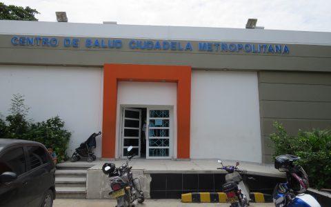 CENTRO DE SALUD CIUDADELA METROPOLITANA