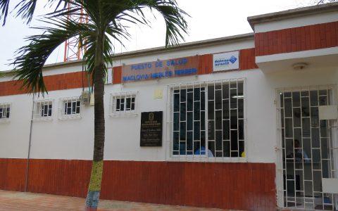 CENTRO DE SALUD MACLOVIA NIEBLES