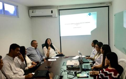 Socialización para elaboración del plan anticorrupción y de atención al ciudadano –PAAC-