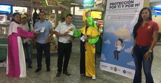 10 mil preservativos se entregarán durante temporada de Carnaval en Soledad