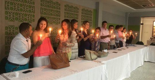 En El Hospital Materno Infantil Encendimos La Llama Del Compromiso Para Prestar Servicios Con Estándares De Acreditación