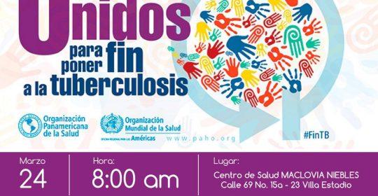 Este 24 de marzo conmemoramos el Día Mundial de la Tuberculosis