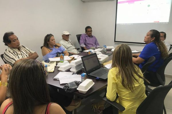 Realizamos Comité de Participación Comunitaria 'Copaco'