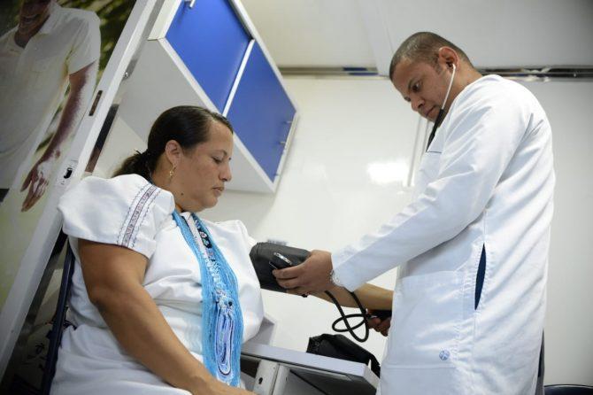 Indígenas, afros y gitanos de Soledad recibieron atención médica