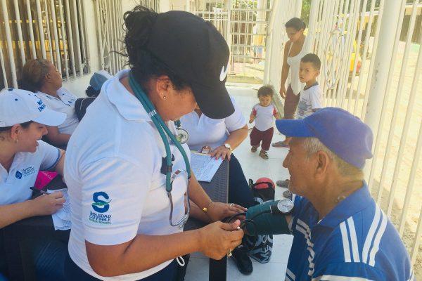 Materno al Barrio sigue llegando a todos los rincones del municipio