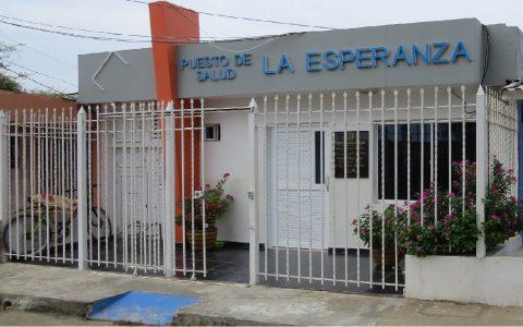 CENTRO DE SALUD LA ESPERANZA