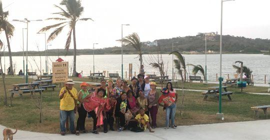 120 Carnavaleros Del Programa 'Adulto Mayor' Eligieron A La Reina De Estilos De Vida Saludable Del Hospital Materno Infantil  De Soledad