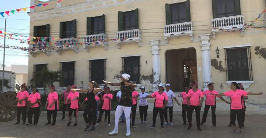 Grupo de adulto mayor participó en Programa del Canal Telecaribe