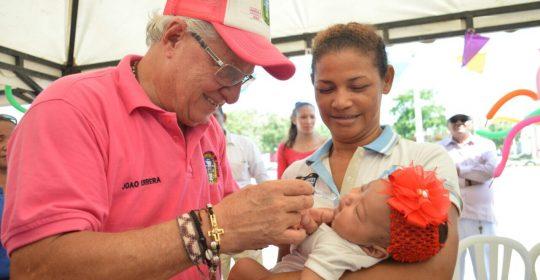 8095 dosis aplicadas en la segunda jornada de vacunación de Soledad