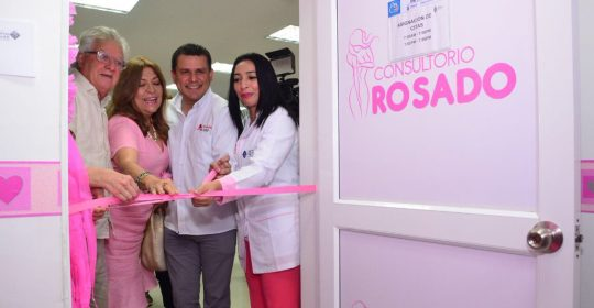 Con Consultorios Rosados en Soledad, Atlántico es líder nacional en prevención de cáncer