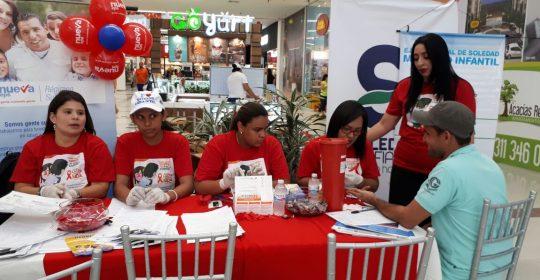 Soledeños fueron sensibilizados en el Día Mundial de Lucha contra el Sida