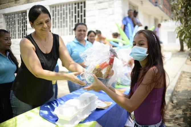 Celebramos el Día de la Tuberculosis en el Centro de Salud Maclovia Niebles