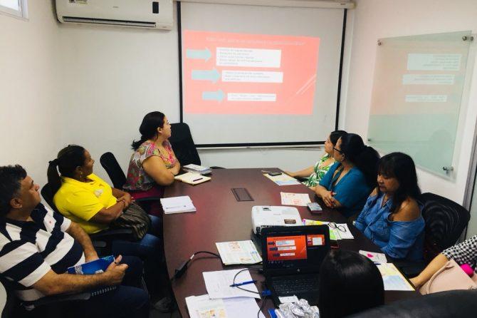 Personal asistencial continúa sus capacitaciones en estrategia AIEPI
