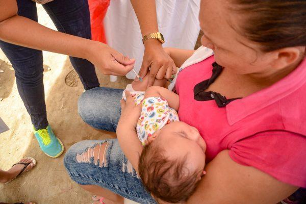 Soledad, lista para cumplir metas en Primera Jornada Nacional de Vacunación