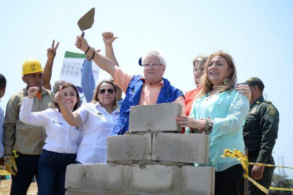 Arranca construcción de centro hospitalario  en el suroccidente de Soledad
