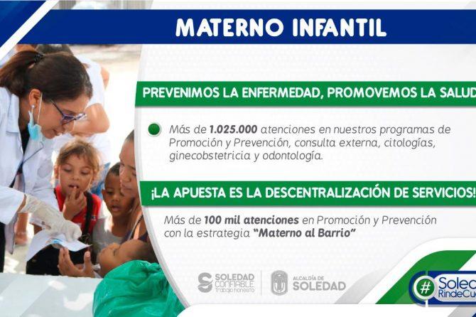 """""""Tenemos un hospital sano"""": Gerente en Soledad Rinde Cuentas"""