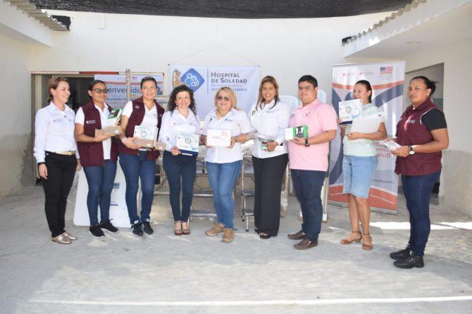 Fupad reconoce esfuerzos del Materno en atención a venezolanos