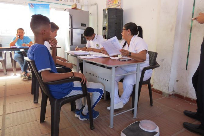 21.031 estudiantes de Soledad han aprendido sobre sexualidad sana