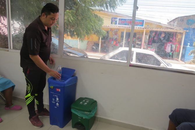 En el Materno inician estudios sobre residuos valorizables