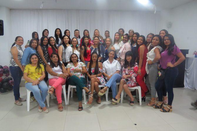 Facturadores del Materno celebran su día con una gran fiesta