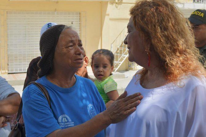Soledeños agradecieron la brigada 'Todos al Barrio' realizada en Manuela Beltrán
