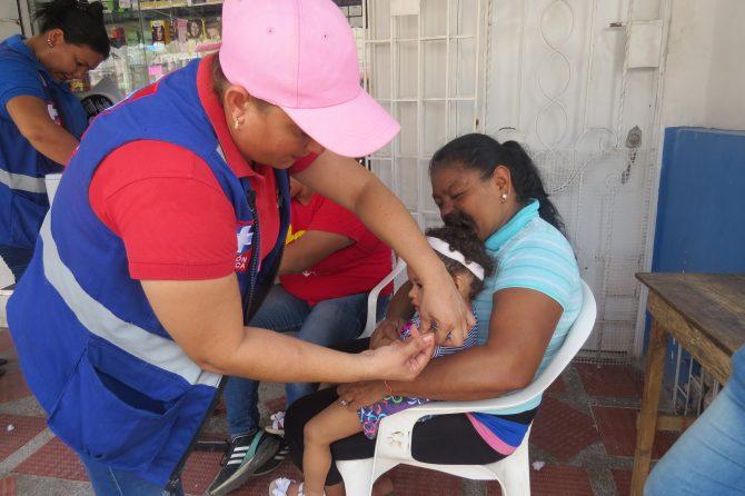 Materno presta sus servicios en la urbanización Villas de Soledad