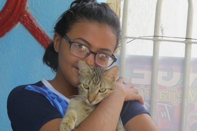 Hospital Materno y Salud Pública realizan censo de perros y gatos en Soledad