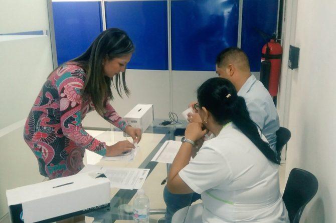Este 11 de octubre, elección de los representantes de los trabajadores  a la Comisión  de Personal  del Materno