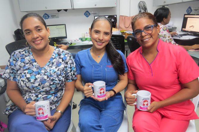 Hospital Materno celebró el Día del Odontólogo