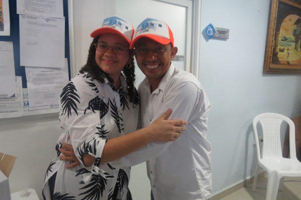 Malkys Castelar y Humberto Goenaga, nuevos representantes de los trabajadores  ante la Comisión  de Personal  del Materno