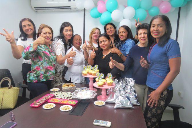 Hospital Materno Infantil hace homenaje a trabajadoras sociales en su día