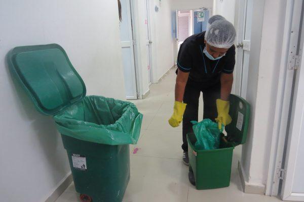 Materno Infantil actualiza plan de gestión de residuos