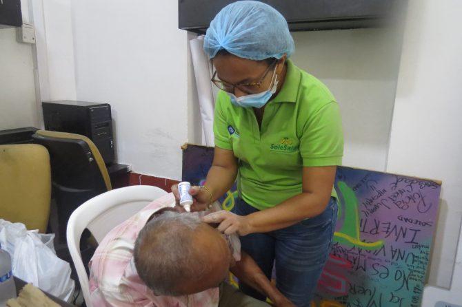 Médicos del Hospital Materno participan en campaña de detección de enfermedades auditivas