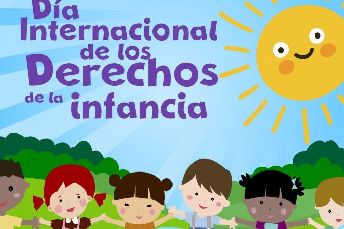 20 Noviembre: Día mundial de la Infancia
