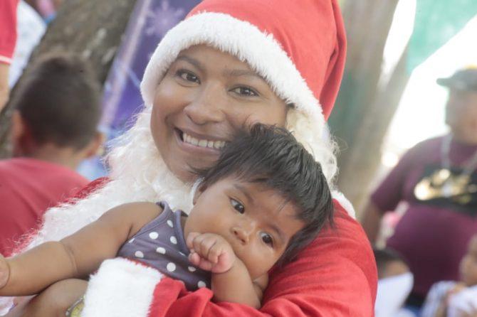 La Navidad llego cargada de regalos
