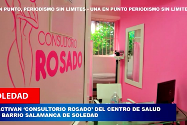 Reactivación De consultorios Rosados