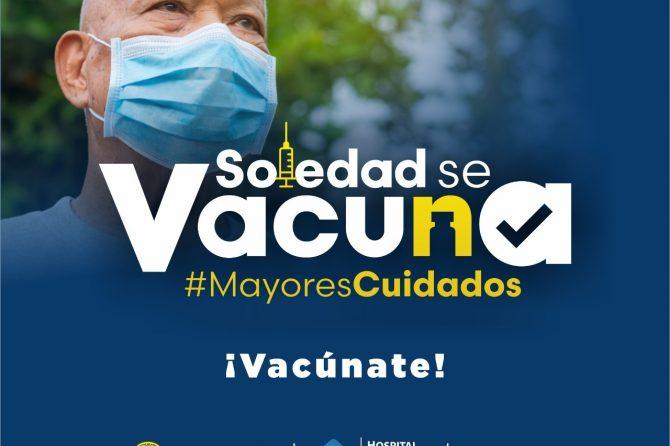 Soledad Se Vacuna