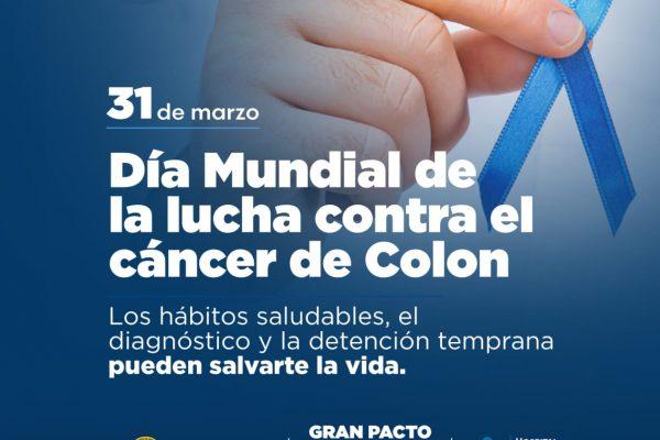 Día Mundial de Lucha Contra el Cáncer de Colon