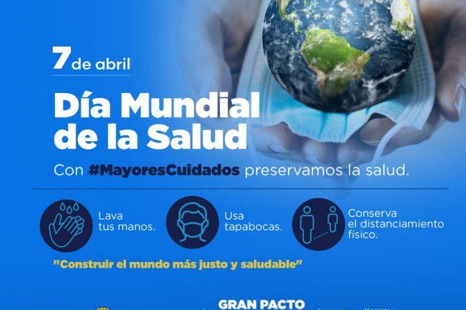 Conmemoración Del Día  Mundial De La Salud