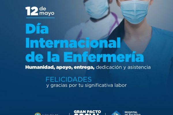 12 de Mayo – Día Internacional de la Enfermería
