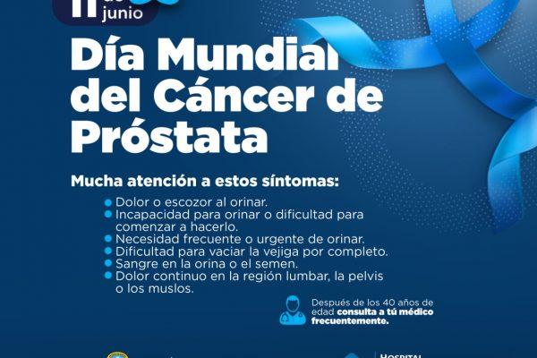 Día Mundial contra el Cáncer de Próstata
