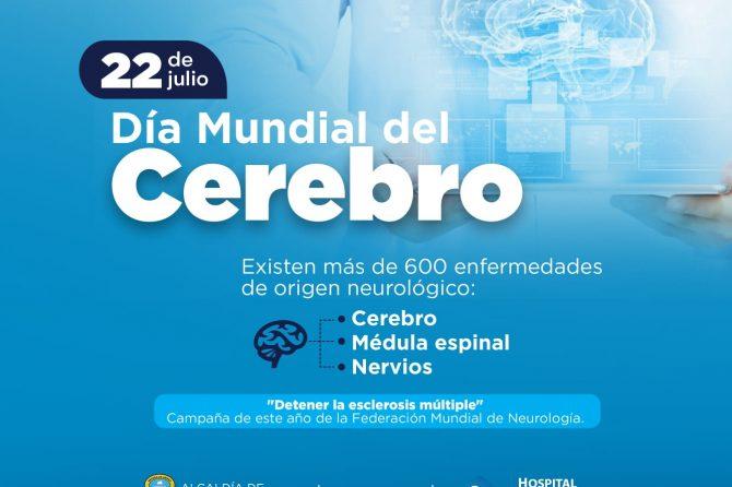 Hospital Materno Infantil conmemora el Día Mundial del Cerebro
