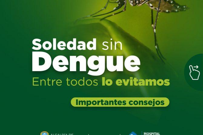 Hospital Materno Infantil trabaja en la prevención del dengue